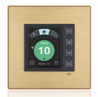 HV-CP-001 通讯型天津11选五5开奖结果查询结果弱电新风面板