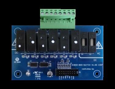 HU002.1.6S 开光量扩展板