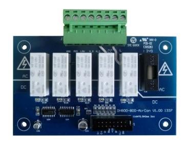 HU002.1.5S 空调控制扩展板