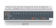 DAH12RDE15 12回路开关&2回路后沿调光&1回路应急执行模块