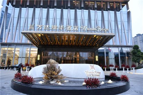 邦奇智能助力成都万达瑞华酒店智能客房再升级!