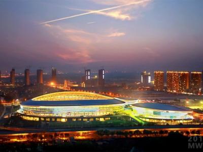 武汉五安徽体彩11选5走势图环体育中心
