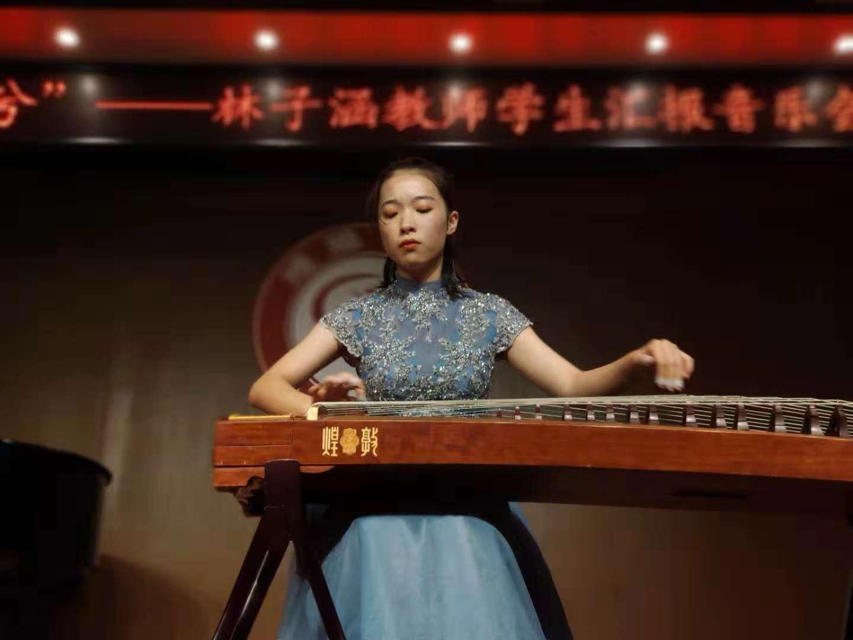 2019届学生 彭灼滨 古筝演奏