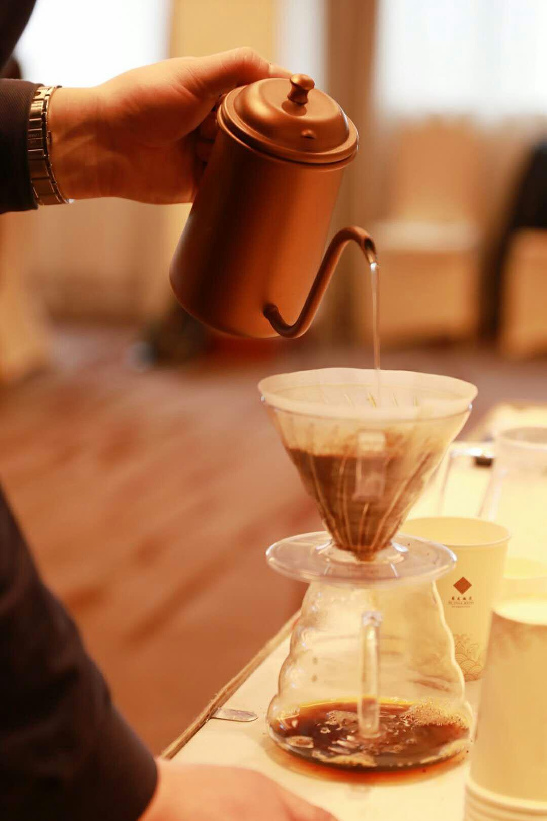手冲咖啡周末培训班