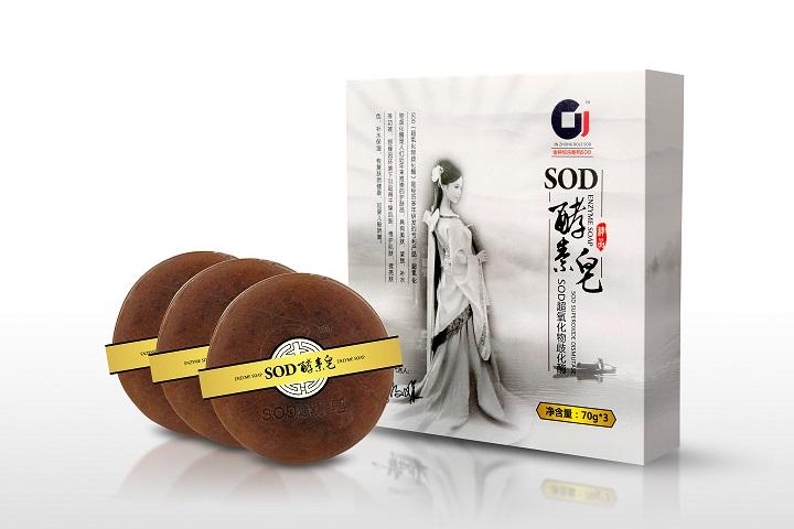 金钟伯乐耐热SOD酵素皂