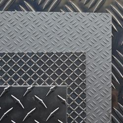 台州花纹铝板
