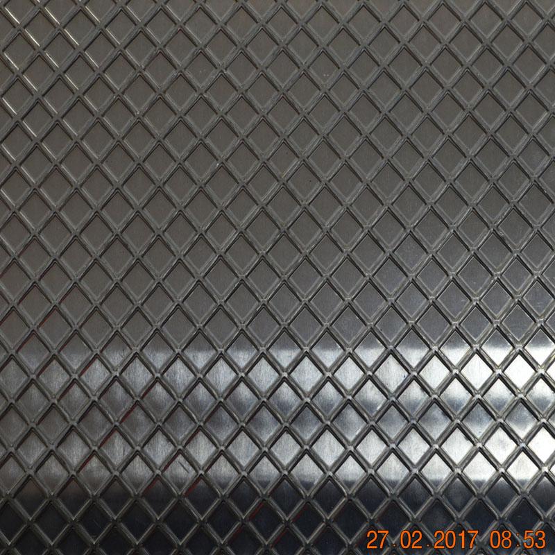 温州花纹铝板
