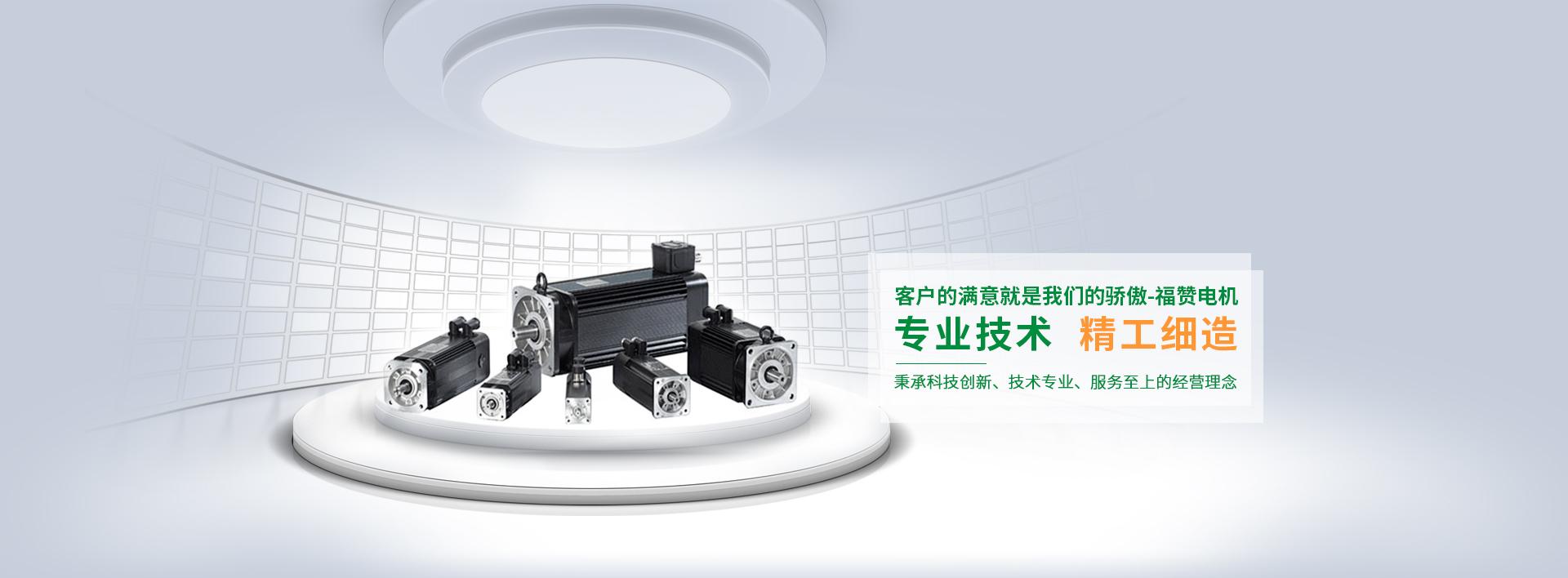 上海同步伺服电机