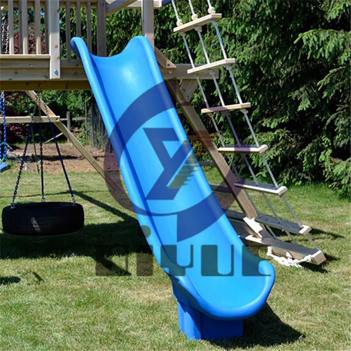 定制滚塑滑梯