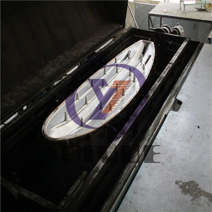 专业定制塑料冲浪板模具