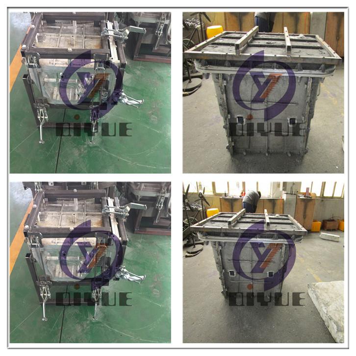 定制滚塑垃圾桶模具