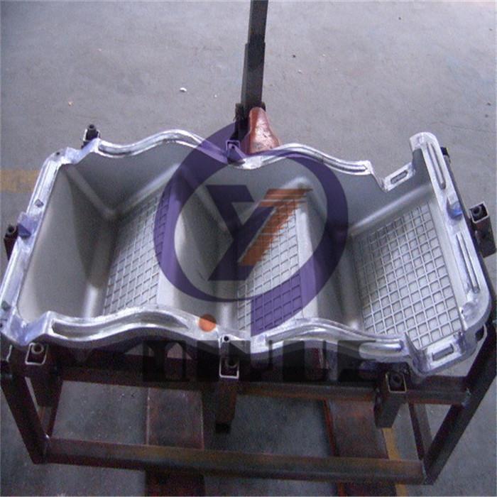 滚塑游乐设备铝模模具