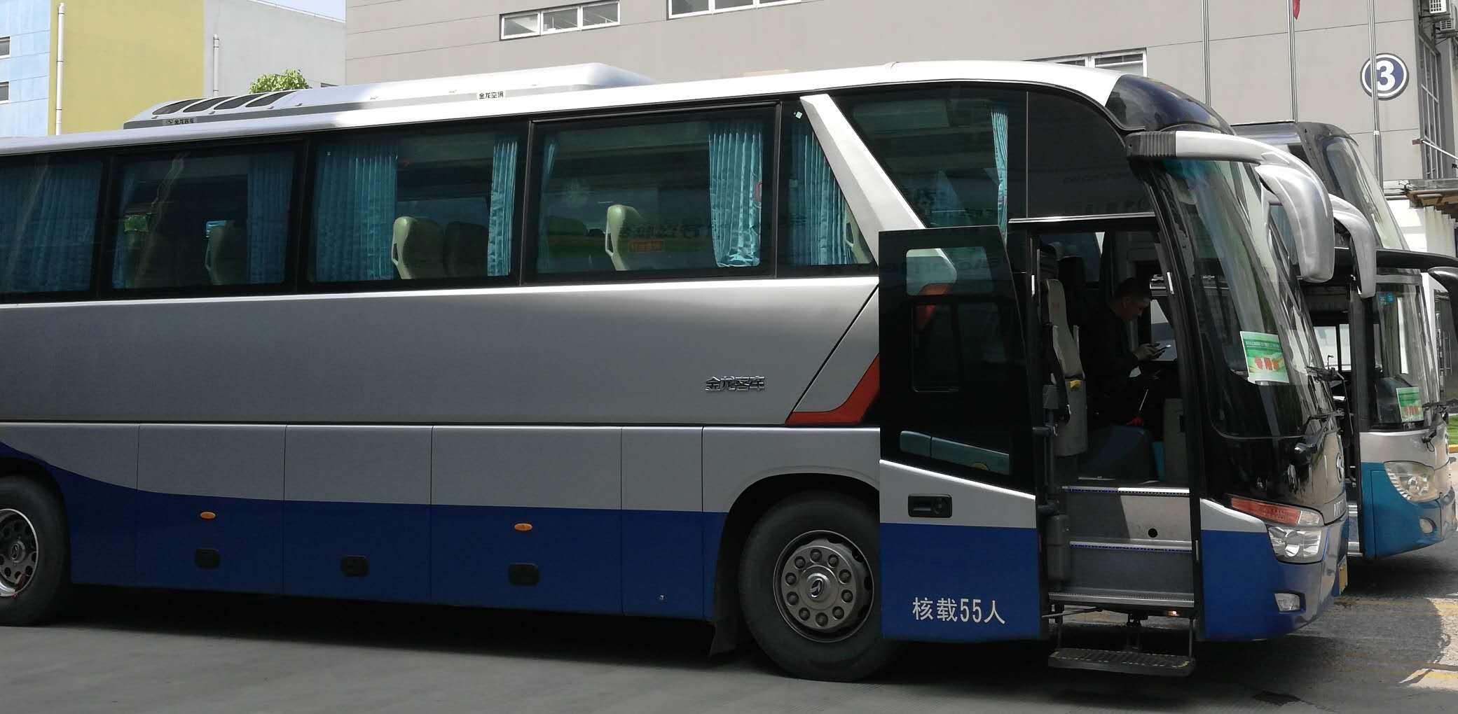 55人大巴车租赁