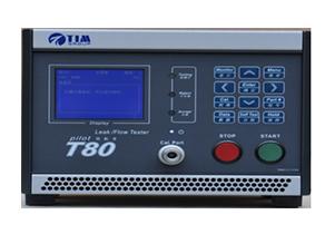 T80 Pressure Decay mode