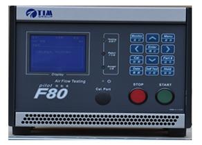 F80 Flow test mode