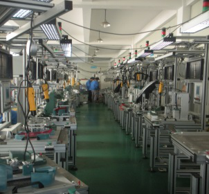 Automated assembly of the overall solution