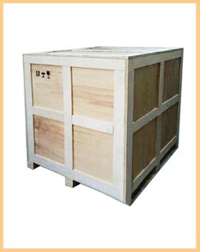 出口免检木箱