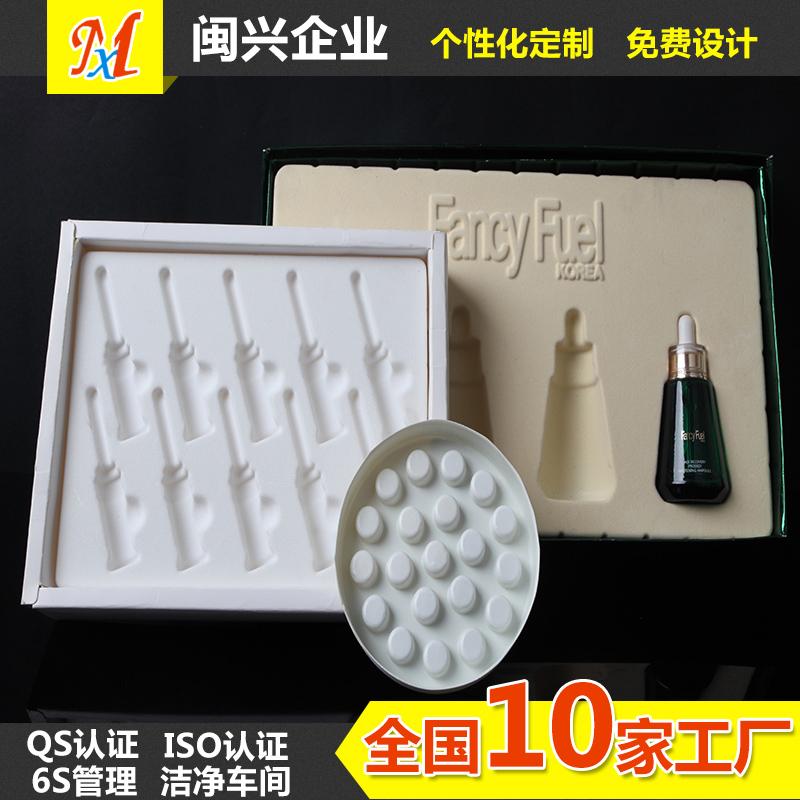 款式内托材质PVC植绒行业化妆品