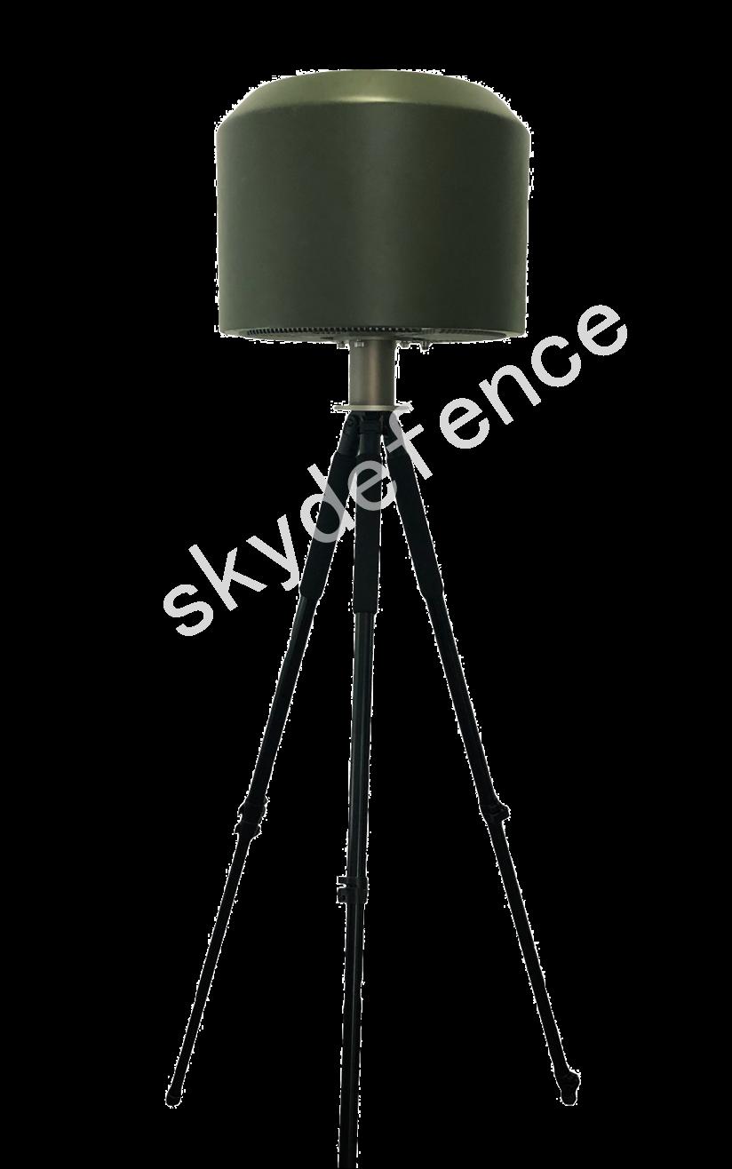 四川无人机无线电监测设备空御科技