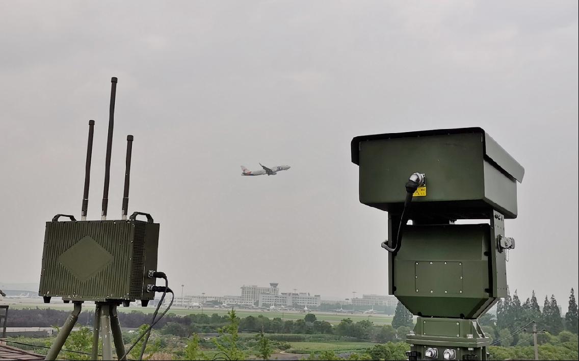 2020年杭州蕭山機場低空安全保障