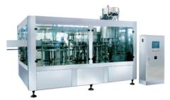 沖瓶、灌裝、旋蓋三聯機(常壓)BL-CGXC