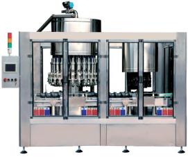 智能阀电子定量灌装机BL-ZGDD