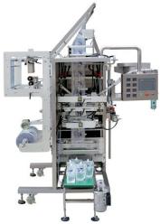 全自動自立袋加蓋液體包裝機BL-ZBZJY