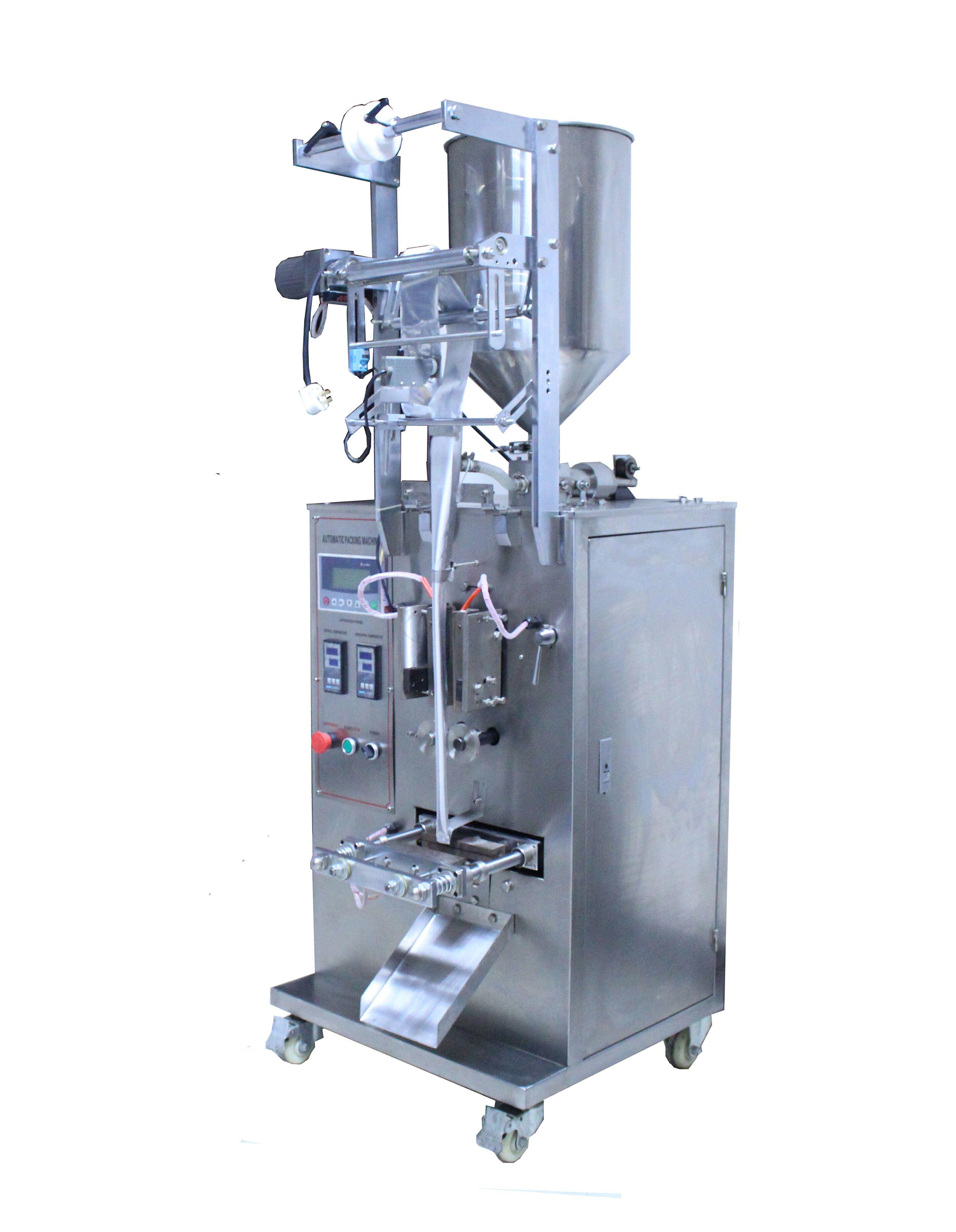 豆瓣酱/红油背封式液体包装机BL-HS240Y
