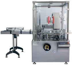 立式自动装盒机