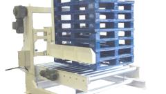 全自動供棧板機棧板分配器BL-1506