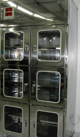 真萍科技洁净节能氮气柜