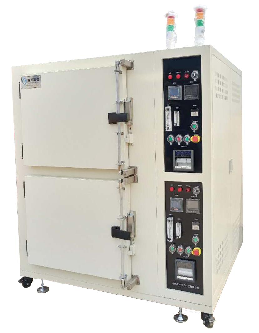 高温无氧固化烘箱