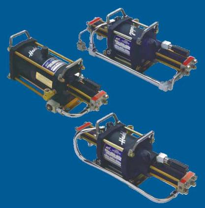 HASKEL气体增压泵