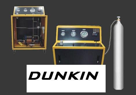 气体充装系统