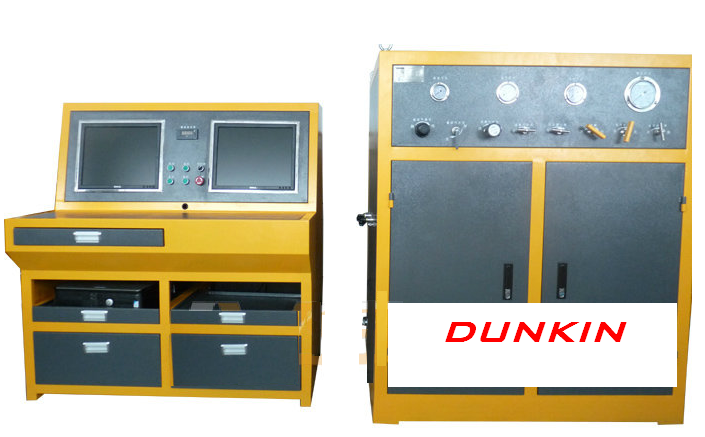 井口装置气密封试验系统