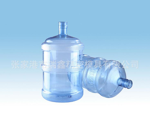 5加侖水桶吹塑模具