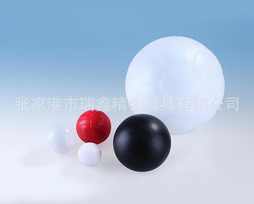 海洋球吹塑模具