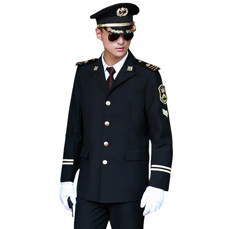 定做保安服套装