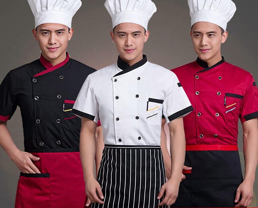 上海定做厨师服