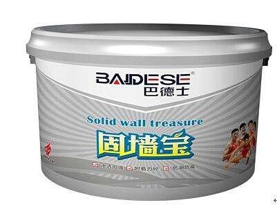 巴德士墙面加固剂-刷新居环保选材