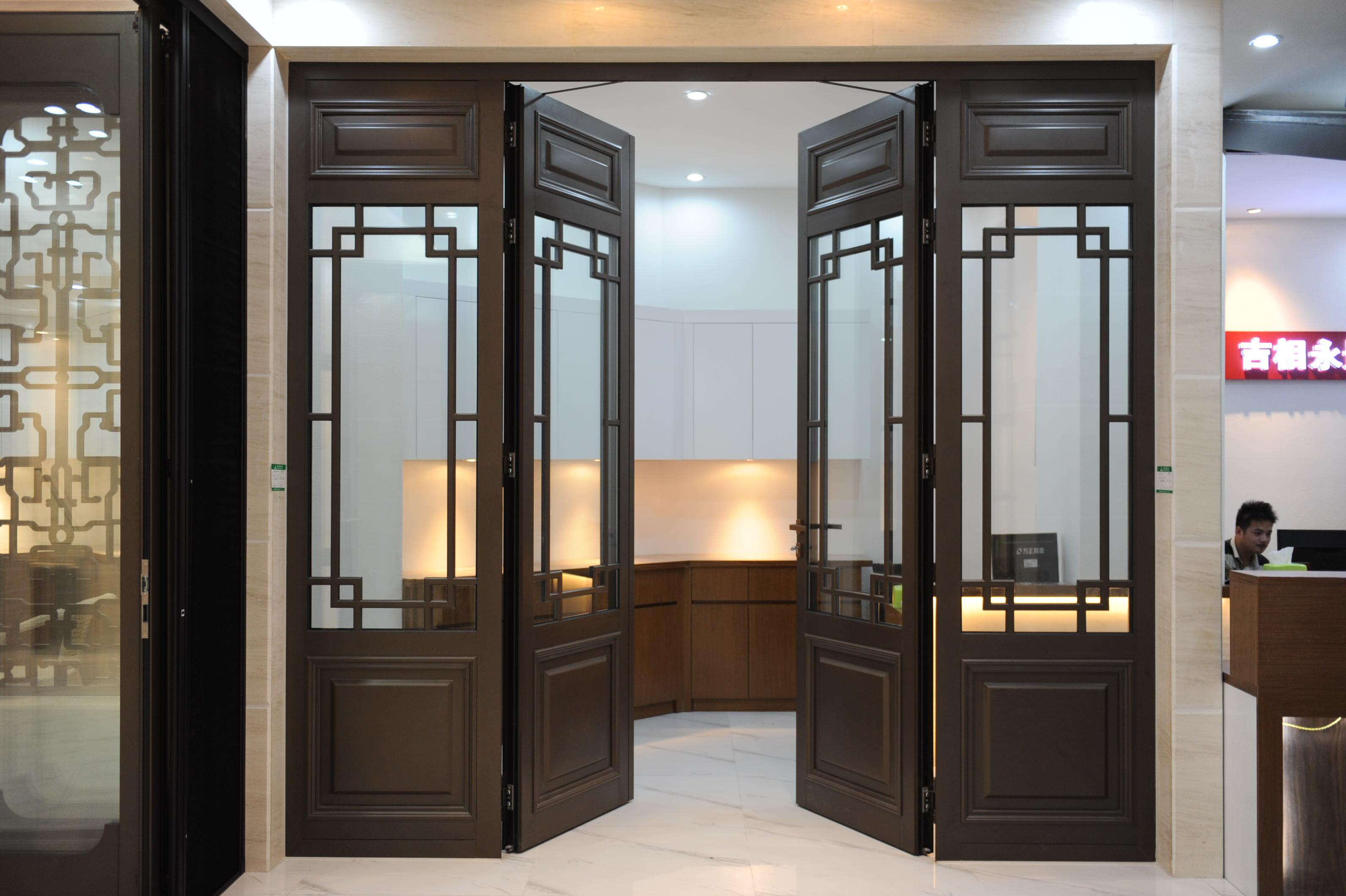新中式系统门窗