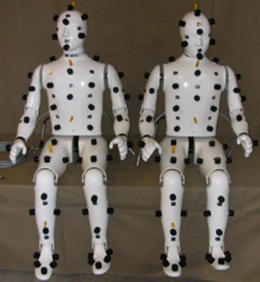 HVAC自动人体模型(空调假人)
