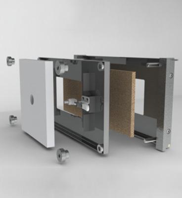 RPP热辐射防护性能测试装置