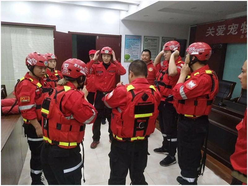 水上救援知识培训
