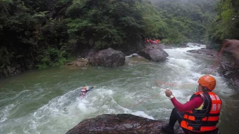 水上救援案例