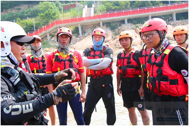 专业水域救援队