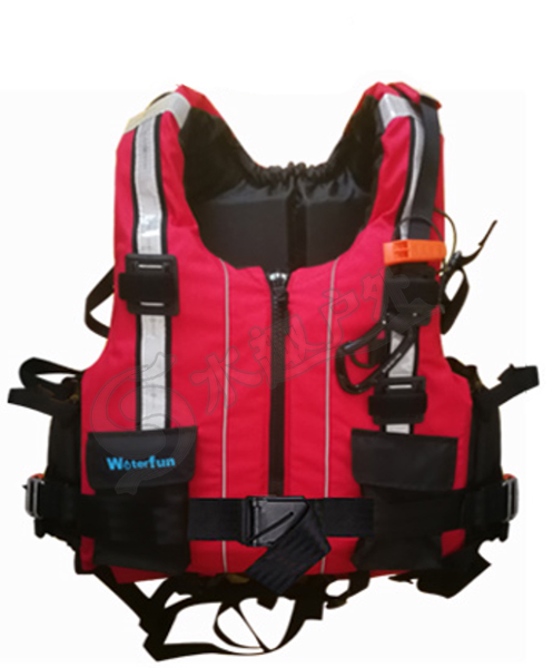 新款激流救援救生衣RT15