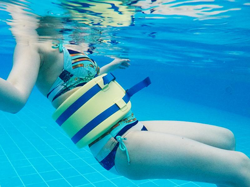 浮腰游泳必备