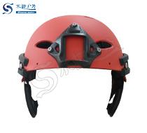 多功能导轨救援头盔