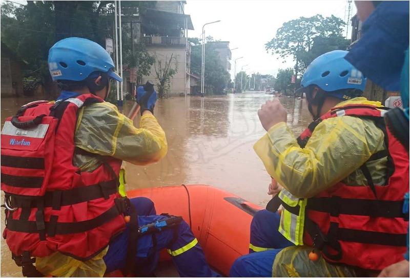 水趣RT11救援救生衣